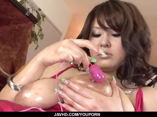 Airi ai amazing solo masturbation with toys 6
