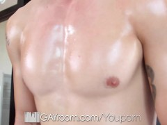 Picture GayRoom - Kylar Fucks Kevin Blaise Hard in t...