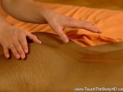 Picture Beautiful Womanly Massage