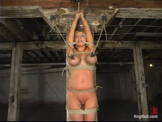 Bigtits Blonde Bound video: HT May 2 2006 Candy Manson 3541