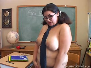 Bbw Boobs Pussy video: Big belly and boobs asian BBW has a very juicy pussy