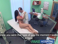 FakeHospital Doctor seduces sexy holiday maker