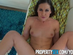 Picture PropertySex - Horny real estate agent busted...