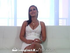 Picture CastingCouch-X - Casting Agent picks up stri...