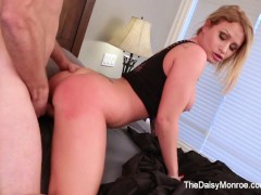Picture Daisy Monroe takes a load