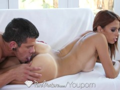 Picture PureMature - Eva Long gets her ass pounded b...