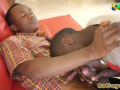 Picture African amateur cocksucking bbc hungrily