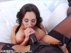Picture Ava Addams and Phoenix Marie ANAL Strapon MI...
