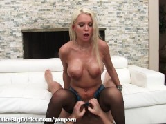 Picture Big Titty Babe Can t Get Enough Big Cock