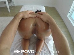 Picture POVD - Stacy Jay s big rack wobbles when fuc...