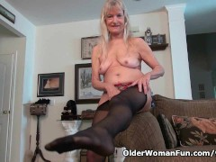 Picture Grandma Claire s old pussy needs some attent...