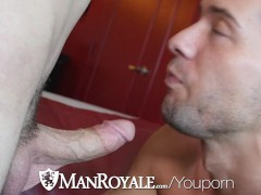 Picture ManRoyale - Andy Banks Fucks Gentile Andy Ba...