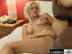 Picture Jenna Ivory fucked by big black step brother