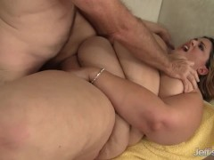 Picture Fat and horny BBW Erin Green hardcore fuck