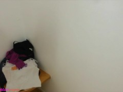 Picture Fuck and Cumshot in a public fitting room