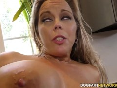 Picture Amber Lynn Bach gets gangbanged and creampie...