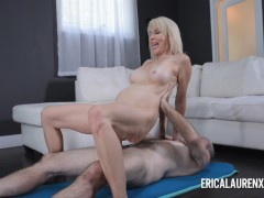 Picture Erica Lauren and Jay Crew Sexercise