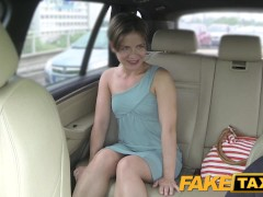 Picture FakeTaxi Passenger rides her biggest thick c...