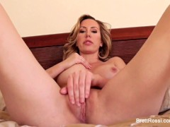 Picture Brett Rossi Home Masturbation