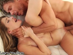 Picture HardX Kimmy Granger Gets Cum All Over Mouth