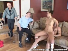 Picture Short Hair MILF Housewife Swinger