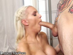 Picture Throated Kenzie Taylor is a CUMSLUT
