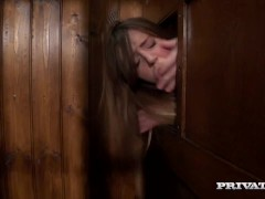 Picture Samantha Bentley Gets a Huge Facial in I Con...