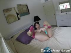 Picture Dana DeArmond Fucks A Big Cock