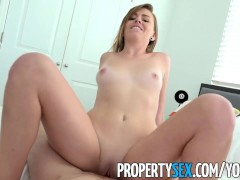 Picture PropertySex - Landlord fucks ex-girlfriend s...