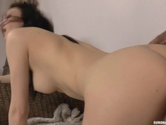 Picture Beautiful Young Girl 18+ gets fucked by mons...