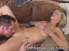 Picture Milf Gets Exactly What She Needs