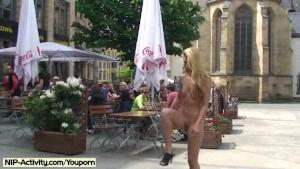 nude at public fun