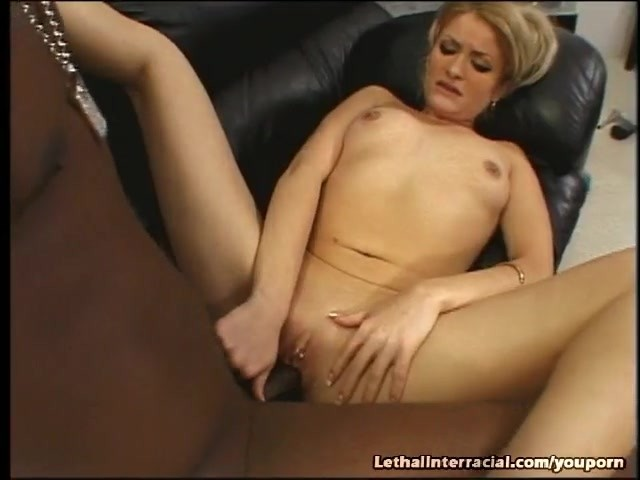 MILF Pussy Stuffed with Big Black Cock - XVIDEOSCOM