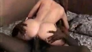 Hubby long films interracial creampie (part 2)