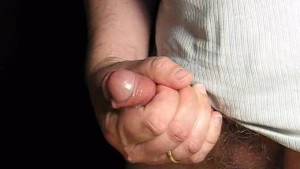 Cumming with no hands 1st try. Spritzing