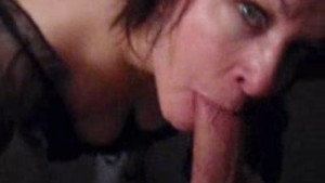 wonderful deepthroat until cum in throat