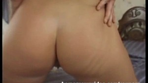 Busty Blonde Gags Herself On A Cock