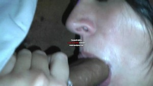 blowjob and fucking mouth