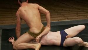 Wrestling for sex victory!