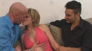 Shy Wife Turns Into Sex Vamp