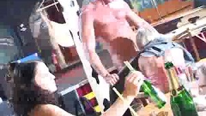 Party Girls get fucked by many guys