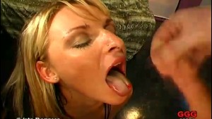 Cockhungry German MILF