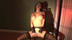 Jessica James Masturbates