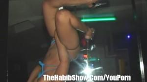 Strippes Gone Hood