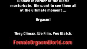 Pussy Pulsating Orgasms and Solo Masturbation