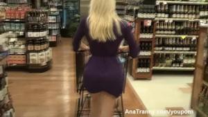 SuperMarket Sexy Ana Mancini