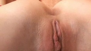 Large Clit Contractions in Close Up!