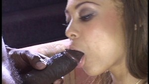 Form of creampie but from her mouth