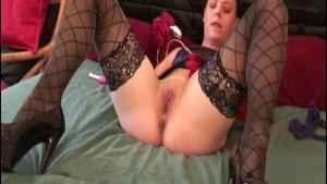 Trinity Thomas Solo Masturbation & Orgasm