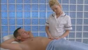 Fucking a hot masseuse